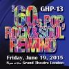 60's Pop, Rock and Soul Rewind…
