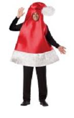Red Hatt Mascot