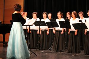 Koreen choir